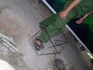 Куб с шипами. Ловушка во Вьетнаме