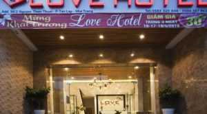 Отель Love в Нячанге