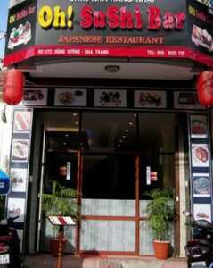 Оh! Sushi bar в Нячанге