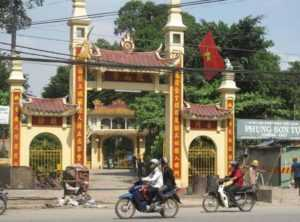 Храм Фунг Шон