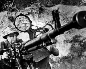 Вьетнамские зенитчики