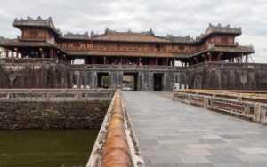 Дай Ной в городе Хюэ