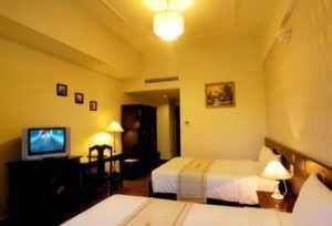 Номер отеля Diamond Bay Resort