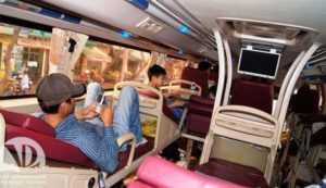Автобус из Хошимина в Муйне