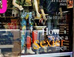 Во Вьетнаме много магазинов одежды для туристов