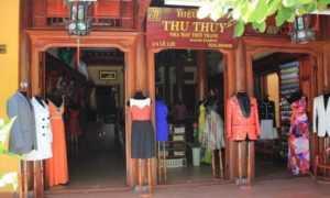 Одежда и обувь из Вьетнама