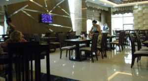 Ресторан в отеле Galina