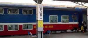 Поезд из Нячанга в Муйне