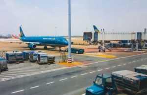Самолётом из Хошимина в Нячанг