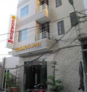 Cosmos Hotel 2. Нячанг