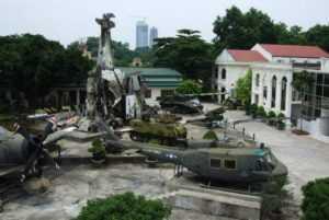 Музей вьетнамской армии