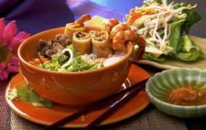 Кухни Таиланда и Вьетнама