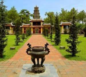 Хюэ – древний город