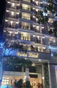 Edele Hotel 3. Отзывы. Нячанг