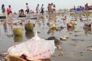 Вьетнамцы мусорят как китайцы