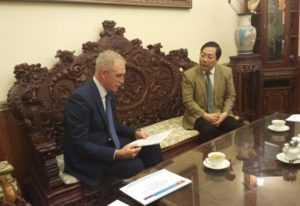 Вьетнам укрепляет сотрудничество с Ульяновской областью