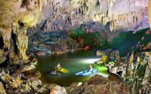 Пещера Tu Lan