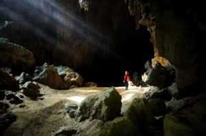 Пещера Tu Lan во Вьетнаме