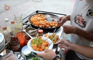 Чем перекусить в Сайгоне?
