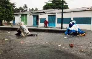 В Хошимине уже начались сильные дожди и жара