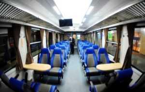 Комфортабельные поезда во Вьетнаме