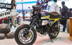 Мотоцикл Honda Monkey 125 представлен во Вьетнаме