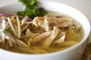 Во Вьетнаме распространены блюда из курицы