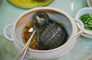 Суп из черепашьего мяса во Вьетнаме