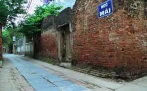 Древняя деревня Phu Luu во Вьетнаме