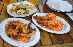 Местные блюда