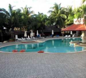 Территория отеля Ocean Star Resort