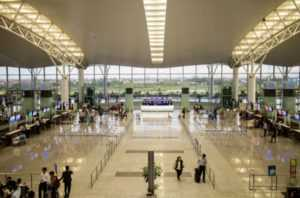 Аэропорт Ной Бай в Ханое