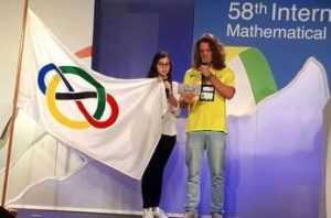 Вьетнамская команда стала третьей на олимпиаде по математике