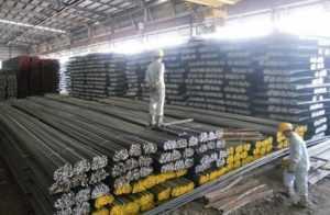 Сократился импорт стали во Вьетнам