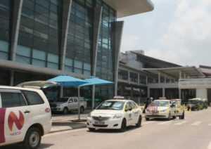 Такси в аэропорту Ной Бай