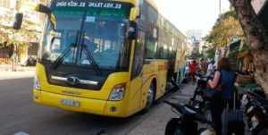 Автобус на Фантхьет из Хошимина