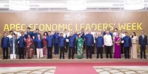 Основные переговоры саммита АТЭС во Вьетнаме прошли в субботу