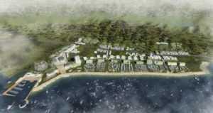 Во Вьетнаме построят новый курорт Ван-Дон