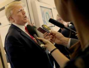 Трамп произнес во Вьетнаме немало громких фраз