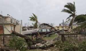 Ростуризм предупредил туристов о тайфуне во Вьетнаме