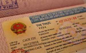 Упрощение получения виз во Вьетнам