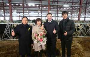 Компания TH True Milk открыла комплекс молочного животноводства в Подмосковье