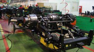 Предприятие «МАЗ-Азия» во Вьетнаме должно начать работу в конце мая