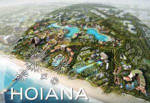 Крупный комплекс казино Hoiana построят в 2019 году
