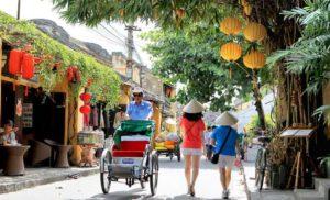 Подсчитано число туристов с начала 2018 года во Вьетнаме