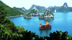 Вьетнам вошел в десятку основных туристических направлений