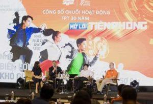 Мероприятие FPT TechDay 2018 в Ханое