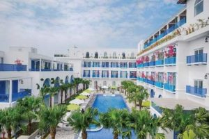 Необычный стиль Risemount Premier Resort в Дананге