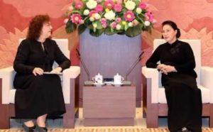 Россия и Вьетнам развивают парламентское сотрудничество