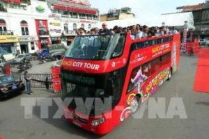 В Ханое собираются запустить новый автобус для туристов